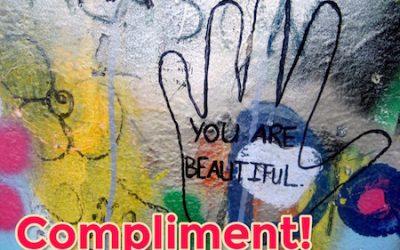 Compliment: geslijm of geweldig?