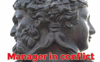 Manager in conflict
