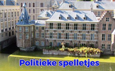 Politieke spelletjes als stimulans