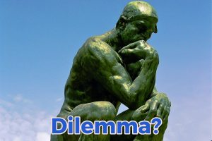 Dilemma - geenruzieophetwerk.nl