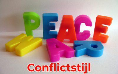 Wat doe jij als het dreigt: wat is jouw conflictstijl?